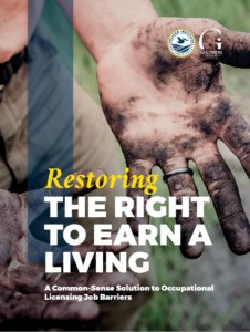 The Right To Earn A Living, Louisiana